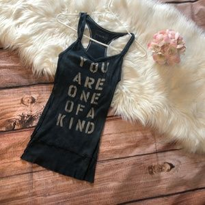 Free People You Are One of a Kind Graphic T-Shirt